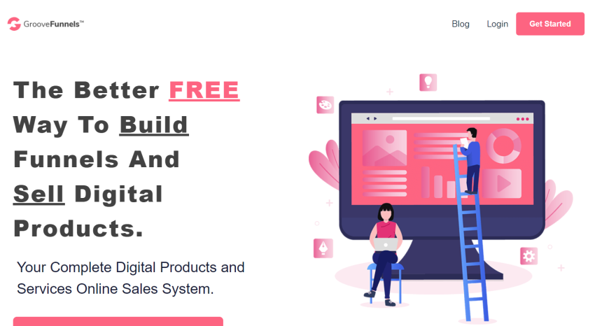 The free tool that builds unlimited funnels