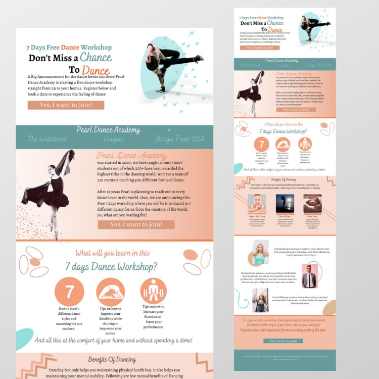 High-Converting Landing Page Creation4