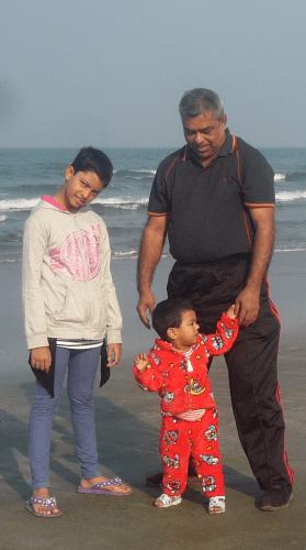 Khondoker's family